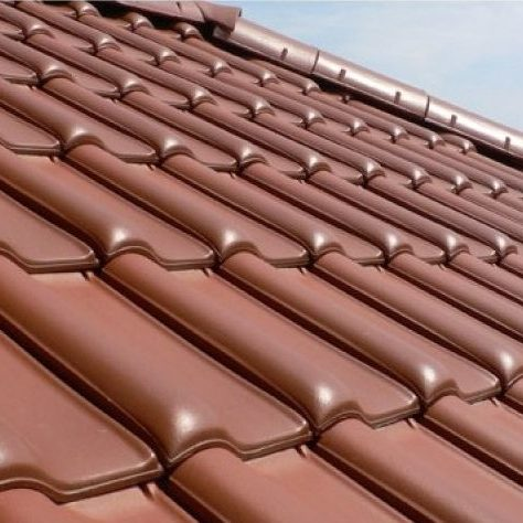 Ceramic Tile Shingles